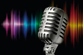 Mikrofon Mobil Disco Nightlife