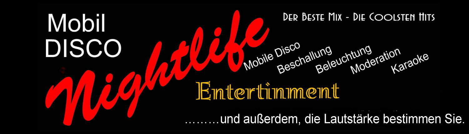 Mobil Disco Nightlife